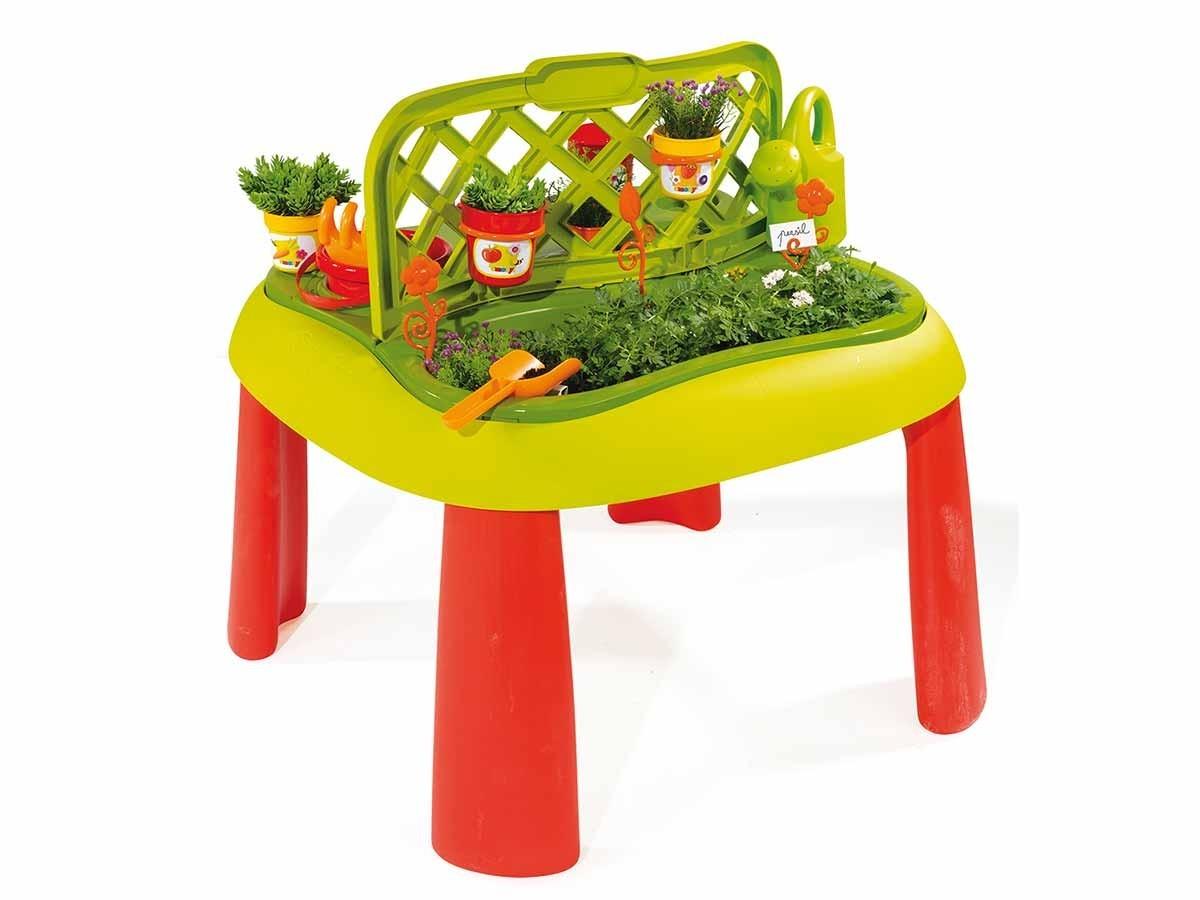 Table De Jardinage Pour Enfant Accessoires Smoby Jardideco