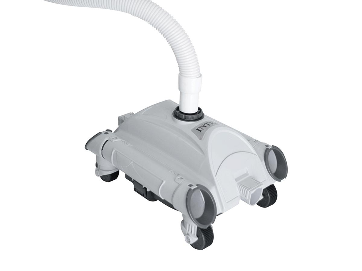 Aspirateur de fond pour piscine intex for Aspirateur robot intex