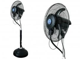 Ventilateur brumisateur H. 120 à 150 cm