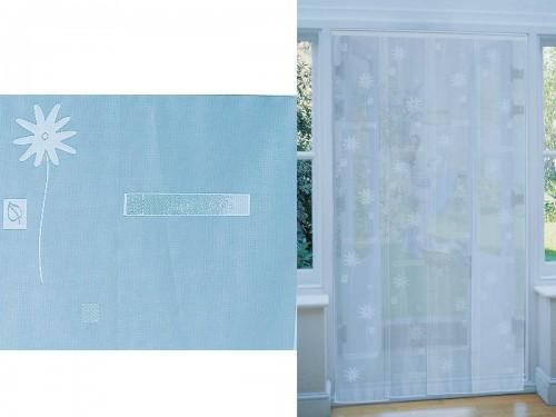 Rideau de porte moustiquaire d corative jardideco - Rideau de porte moustiquaire ...