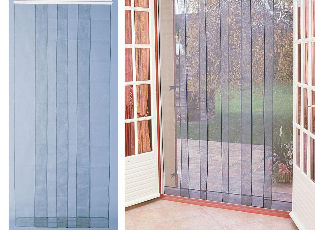 Rideau Porte D Entrée rideau de porte moustiquaire arles -