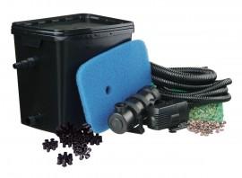Pompe de bassin et filtre de bassin petit prix for Filtre solaire pour bassin
