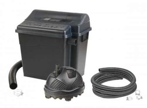 kit filtration pour bassin filtraclear plusset ubbink jardideco. Black Bedroom Furniture Sets. Home Design Ideas