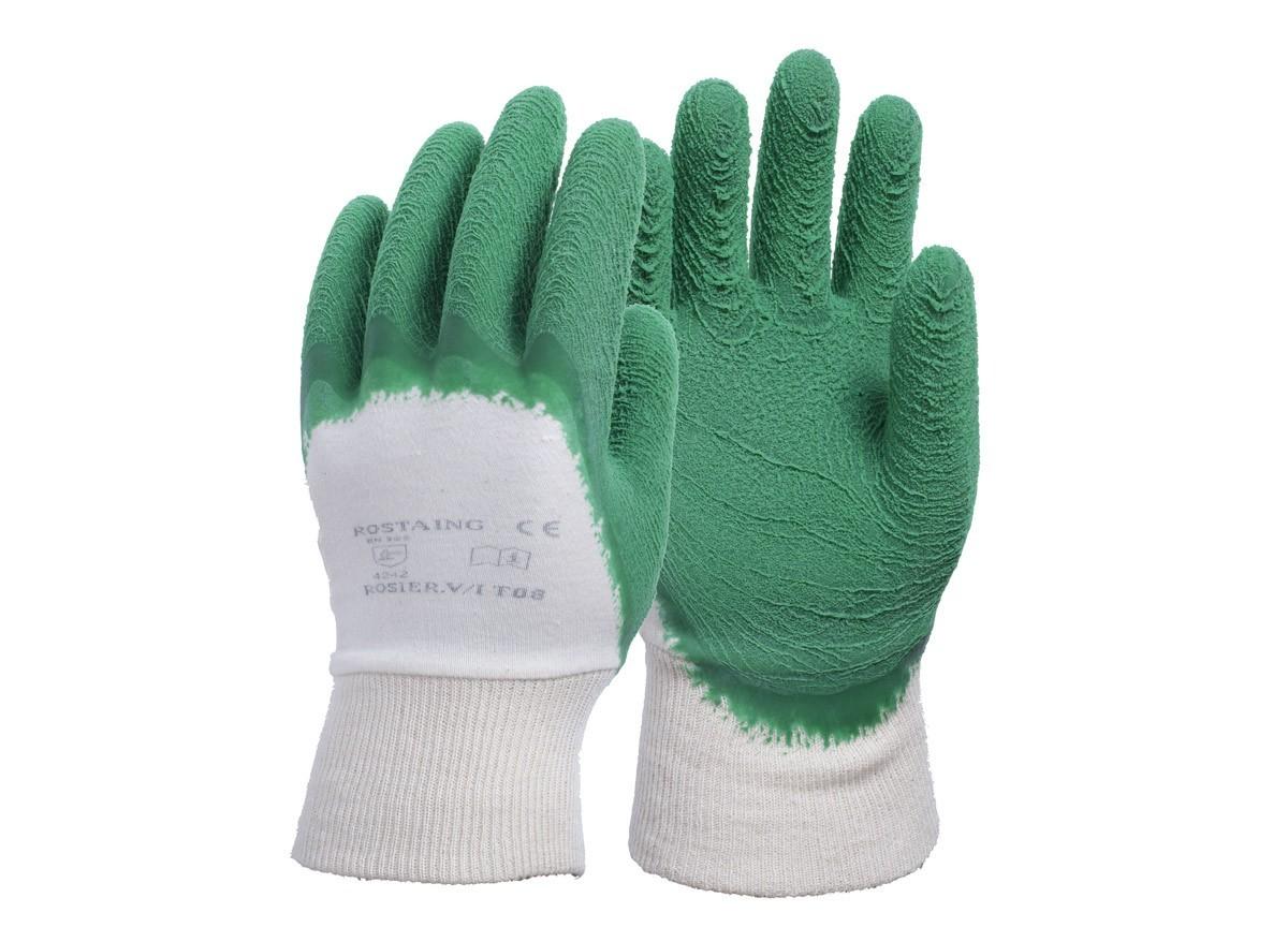 gants de protection pour taille des rosiers jardideco. Black Bedroom Furniture Sets. Home Design Ideas