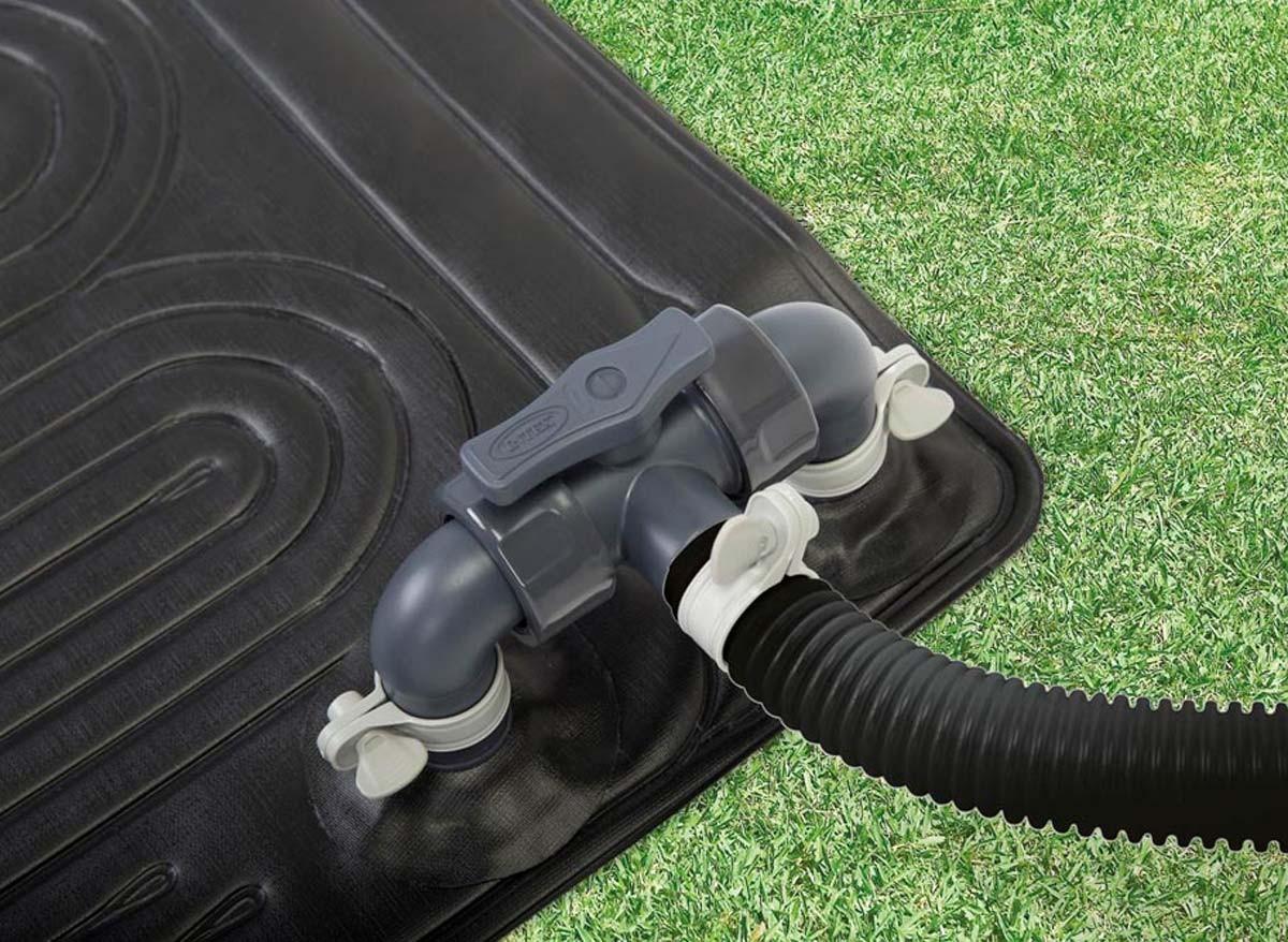 chauffage tapis solaire pour piscine jusqu 39 30 m jardideco. Black Bedroom Furniture Sets. Home Design Ideas