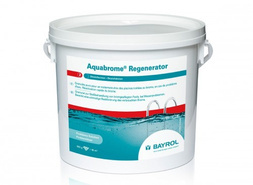 Activateur de brome Aquabrome Regenerator 5 kg
