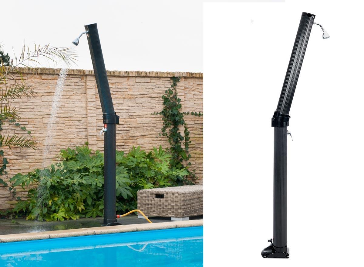 douche solaire pour piscine solaris plus 23l douche ubbink. Black Bedroom Furniture Sets. Home Design Ideas