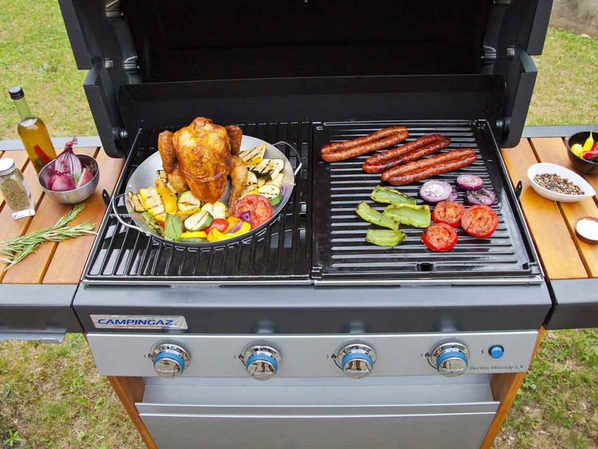 culinary modular plat de cuisson verticale campingaz. Black Bedroom Furniture Sets. Home Design Ideas