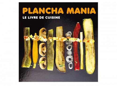 "Livre de recettes ""Plancha Mania"""