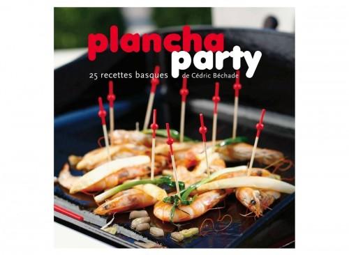 """Livre de recettes """"Plancha Party"""""""