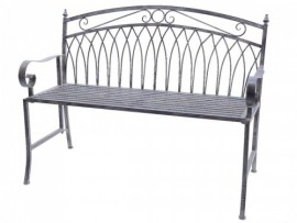 Banc Jardin Metal. Beautiful Fabulous Banc De Jardin Places ...