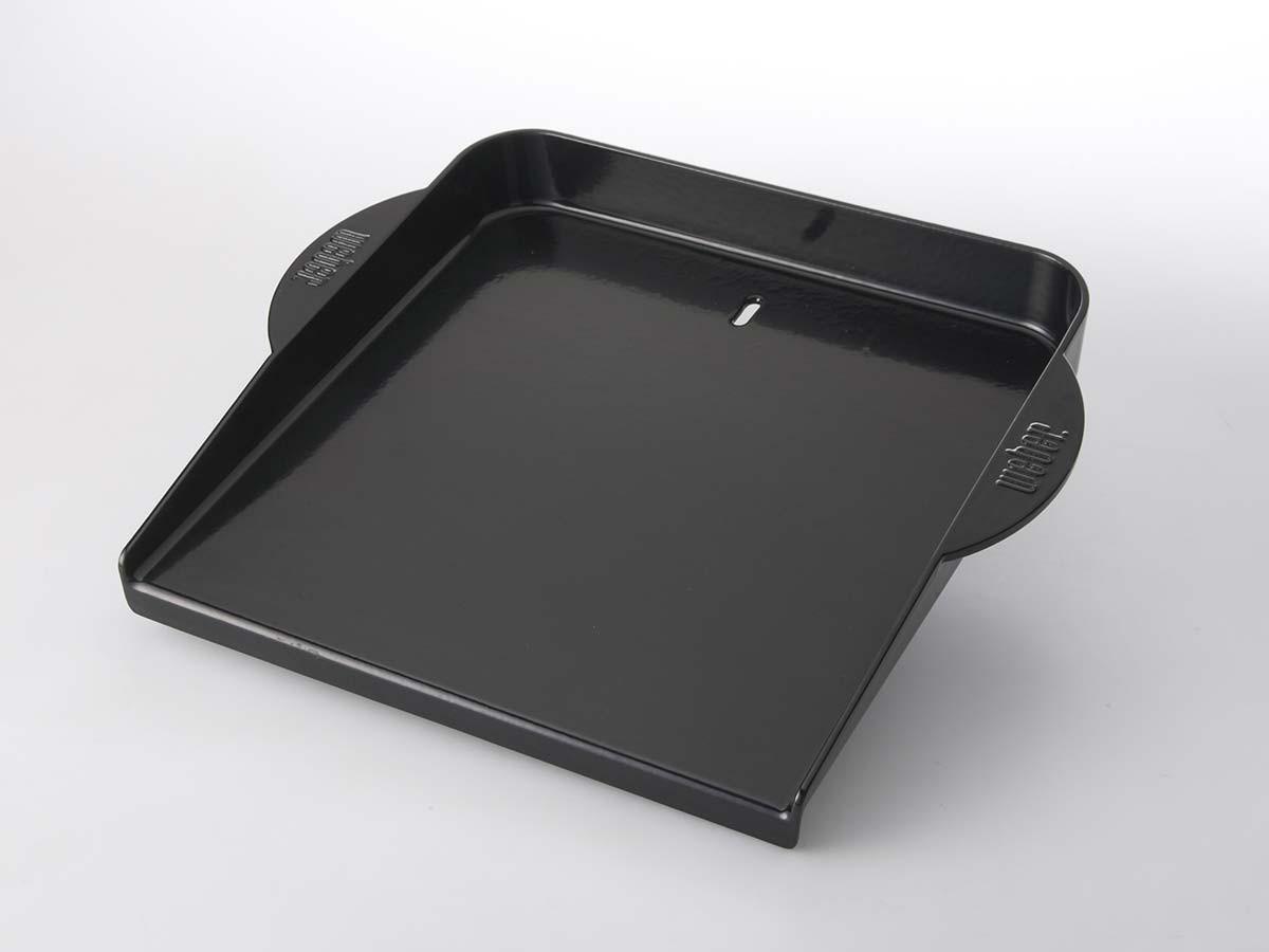 plancha deluxe pour barbecue weber q300 spirit 300 et genesis. Black Bedroom Furniture Sets. Home Design Ideas