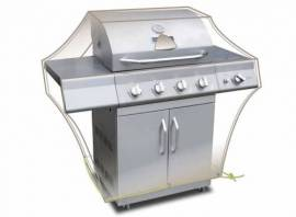 Housse barbecue Luxe 150 x 80 x 90 cm