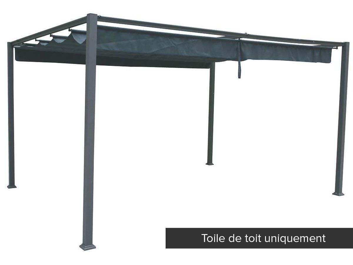 toile de toit pour tonnelle hesp ride mod le palmeira 3 x 3 m. Black Bedroom Furniture Sets. Home Design Ideas
