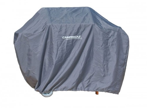 Housse premium respirante barbecue campingaz jardideco for Housse barbecue camping gaz
