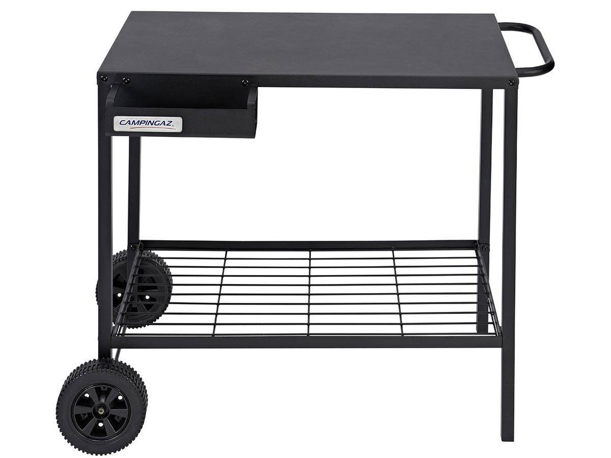 chariot universel pour toutes planchas prix mini campingaz. Black Bedroom Furniture Sets. Home Design Ideas