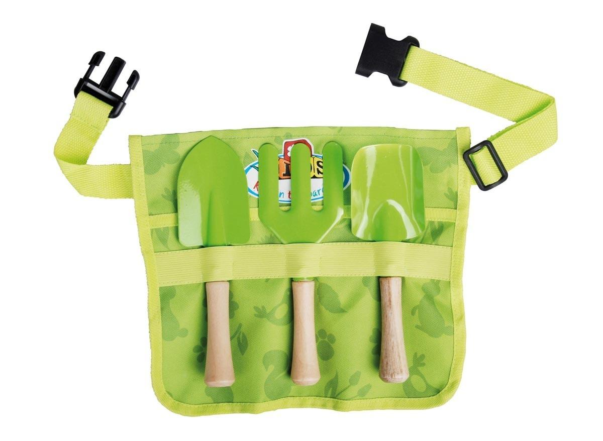 Ceinture avec outils de jardin pour enfants - Tablier jardinage enfant ...