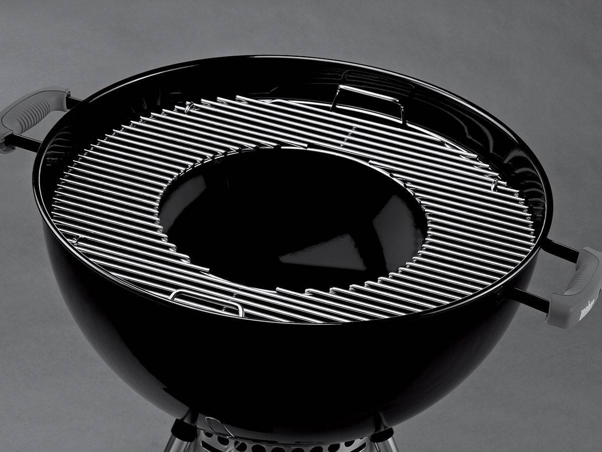 Grille pour barbecue weber gbs en inox 57 cm pas cher - Grille pour barbecue weber ...