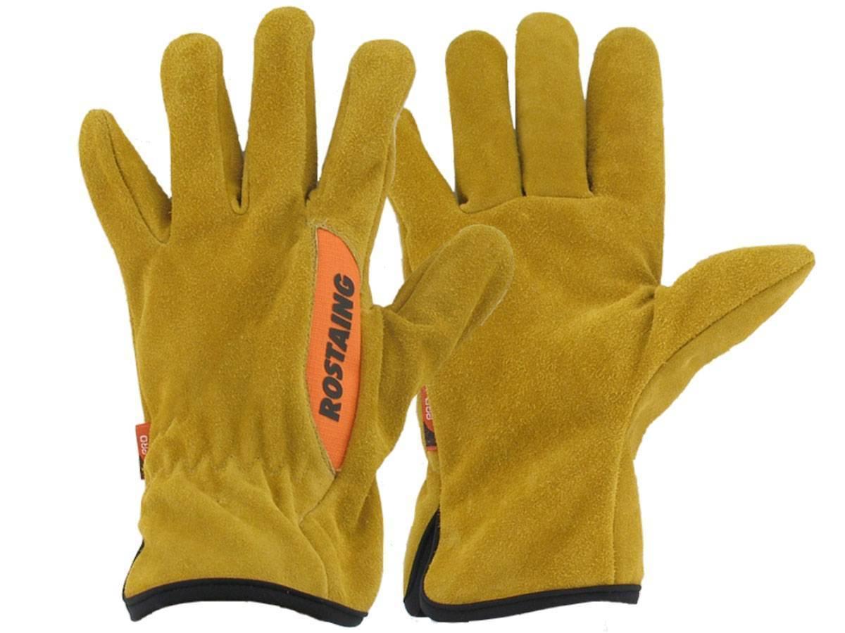 gants de protection rostaing pour gros travaux taille au. Black Bedroom Furniture Sets. Home Design Ideas