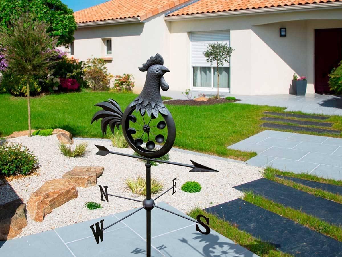 Girouette maestro nortene d coration xt rieur prix mini for Objet deco exterieur jardin