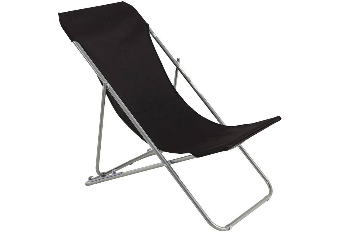 chaise longue chilienne pliante setubal hesp ride jardideco. Black Bedroom Furniture Sets. Home Design Ideas