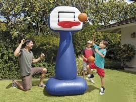 Panneau de basket sur pied gonflable - Intex