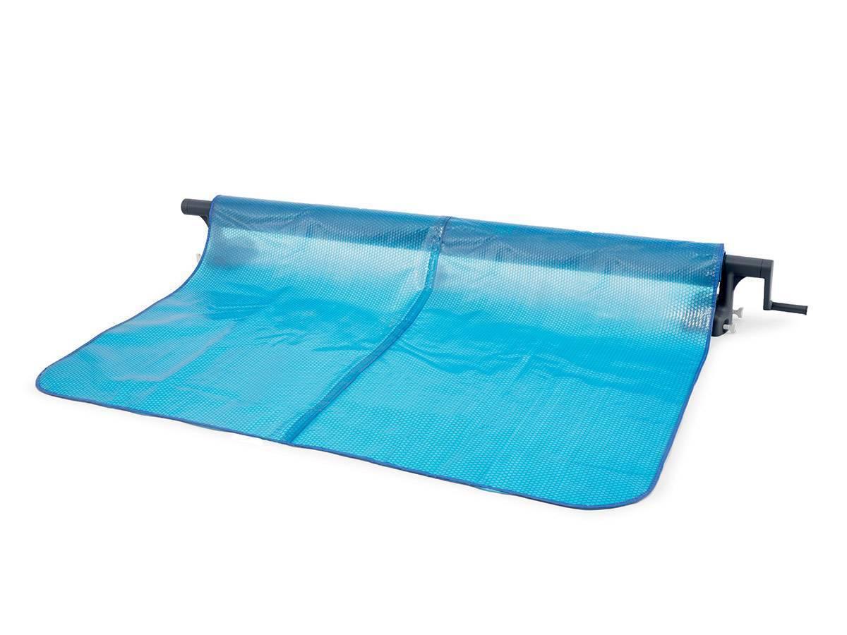 Enrouleur pour b che bulles de piscine hors sol intex for Enrouleur bache a bulles pour piscines hors sol