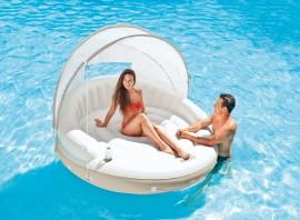 Ilot flottant Lounge Caraïbes