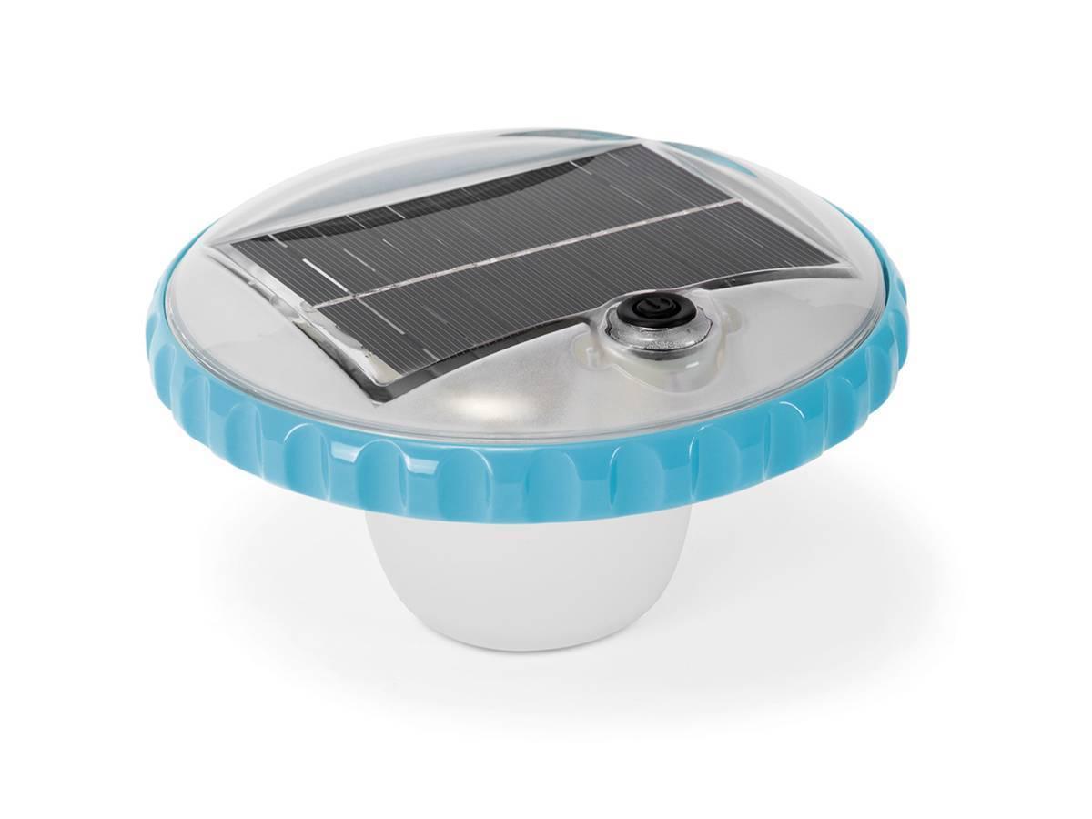 Lampe flottante solaire pour piscine et spa intex for Solaire pour piscine