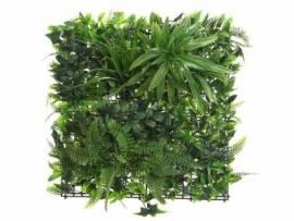 Panneau végétal artificiel - Tropical