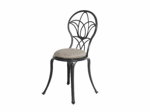 Chaise de jardin modèle Bistro Saint tropez - Kaemingk