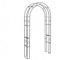 Arche Solar Arch avec 2 spots solaires