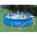 Piscine autoportée Easy Set Intex - 4,57 x 0,91 m