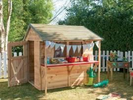 Cabane enfant Léontine en bois - Forest Style