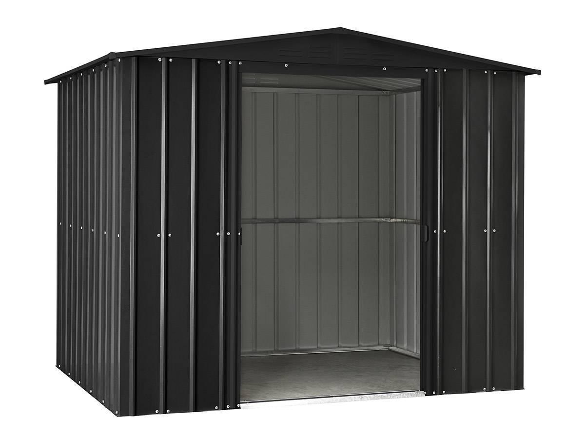 abri de jardin en m tal globel taille au choix. Black Bedroom Furniture Sets. Home Design Ideas