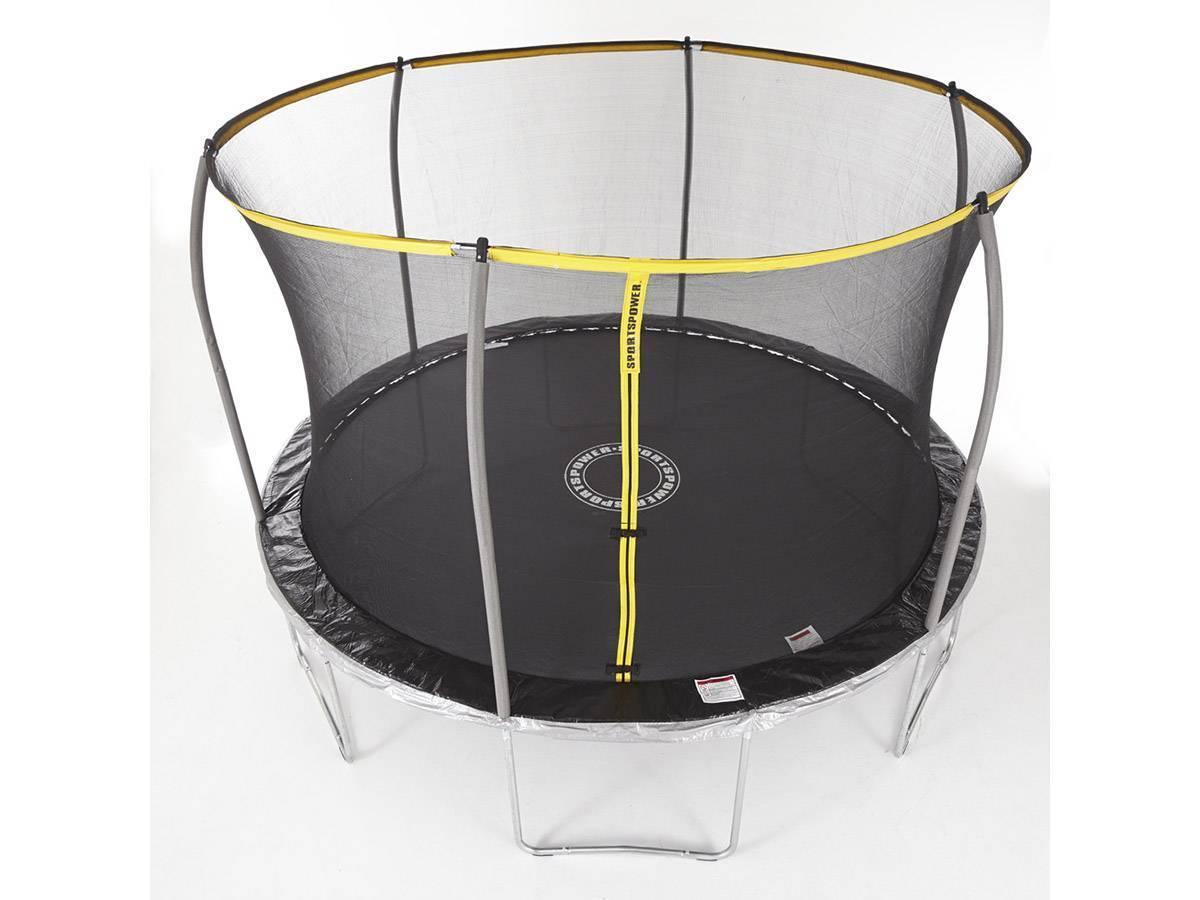 trampoline pour enfant sportspower. Black Bedroom Furniture Sets. Home Design Ideas