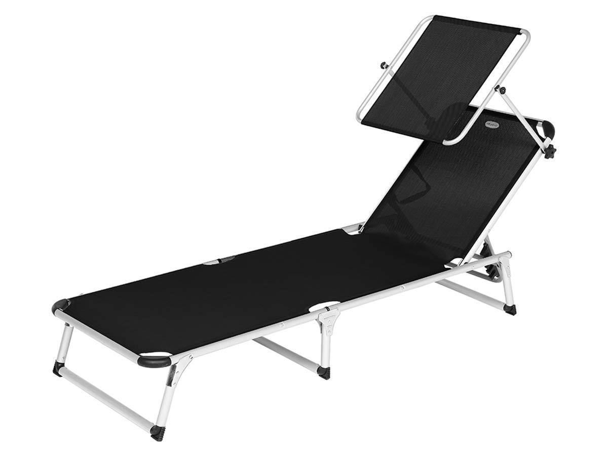 transat chypre hesp ride avec pare soleil jardideco. Black Bedroom Furniture Sets. Home Design Ideas
