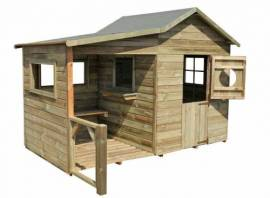 Cabane enfant Hacienda en bois