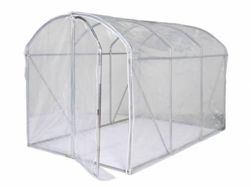Serre plastique maraîchère - 6 m²