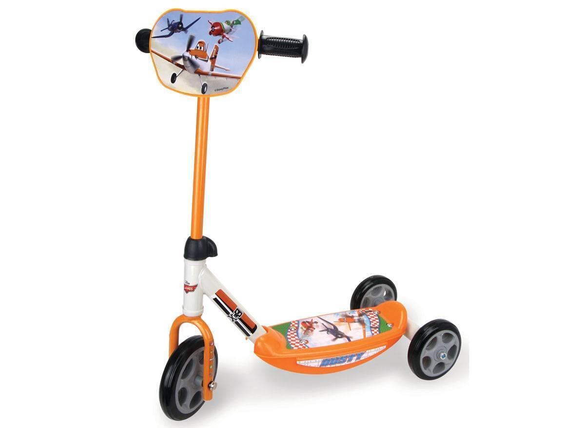 trottinette patinette enfant 3 roues smoby jardideco. Black Bedroom Furniture Sets. Home Design Ideas
