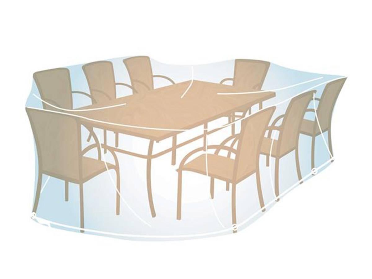 housse de protection campingaz pour salon de jardin taille au choix. Black Bedroom Furniture Sets. Home Design Ideas