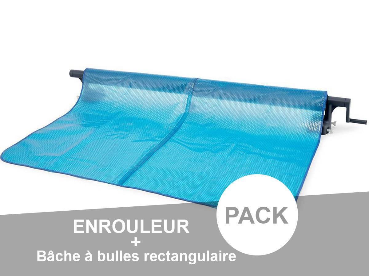 b che bulles pour piscine rectangulaire intex avec son. Black Bedroom Furniture Sets. Home Design Ideas