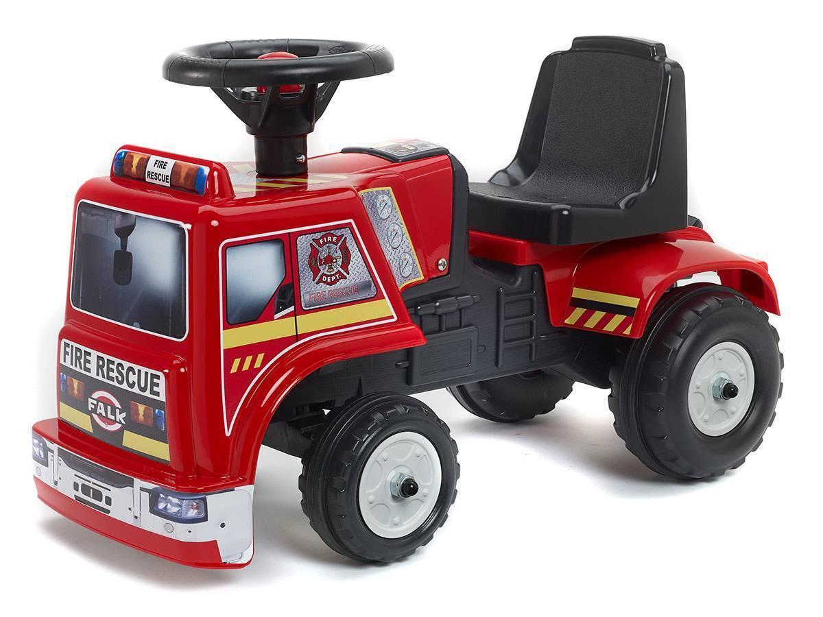 1218c57aa8ab Porteur bébé camion de pompier Fire Rescue   Jardideco