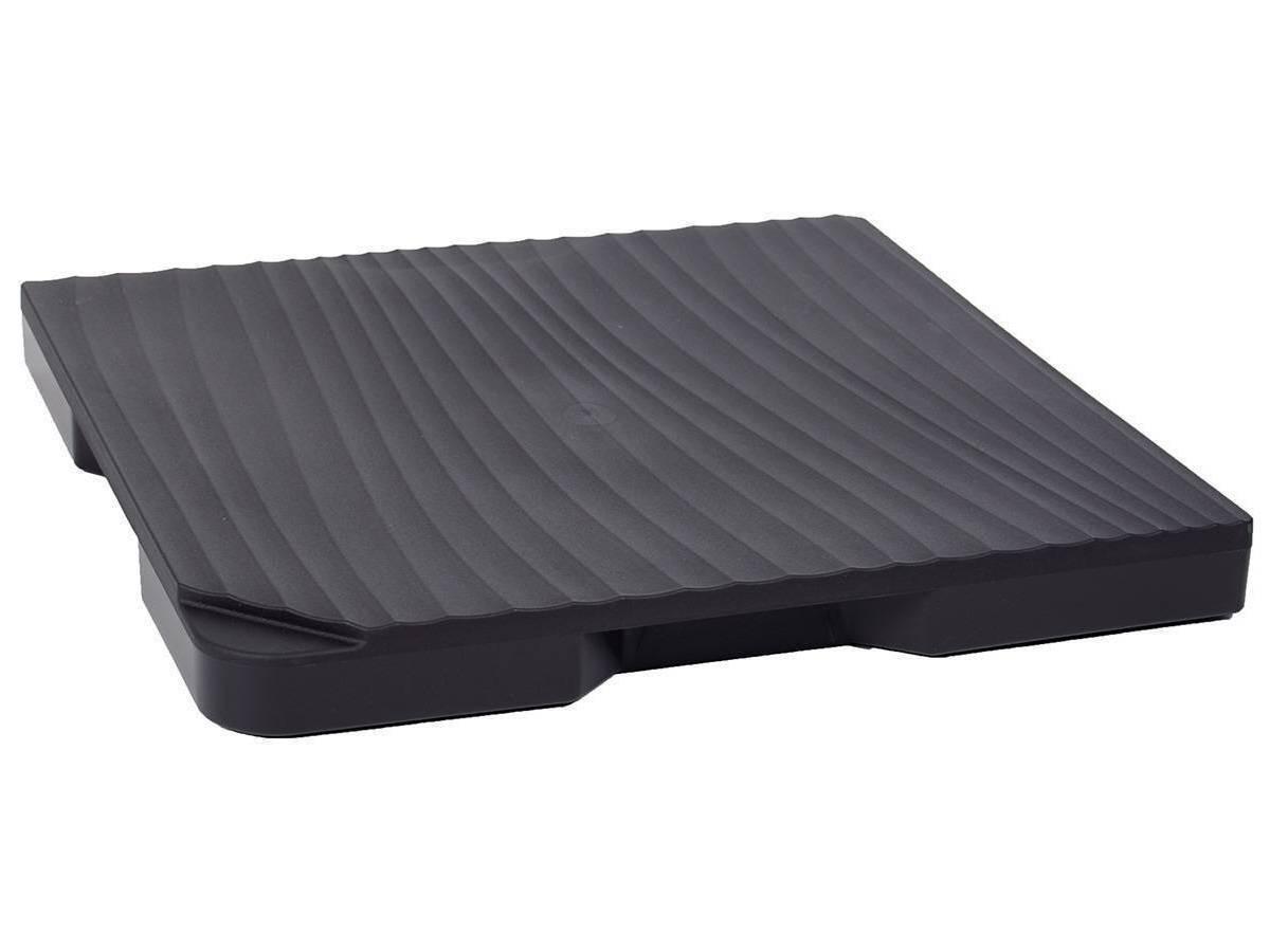 dalle b ton pour parasol d port eda poids 25 kg. Black Bedroom Furniture Sets. Home Design Ideas