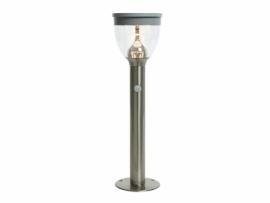 Extremement Lampe de jardin solaire LED + détecteur de mouvement | Jardideco KX-38