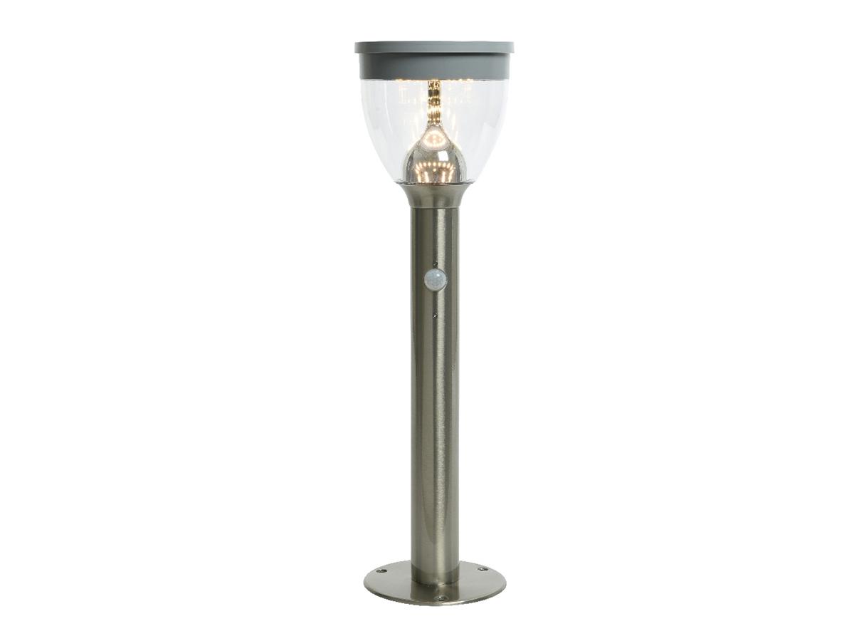 Lampe Energie Solaire Interieur lampe de jardin led solaire avec détecteur de mouvement - jardideco