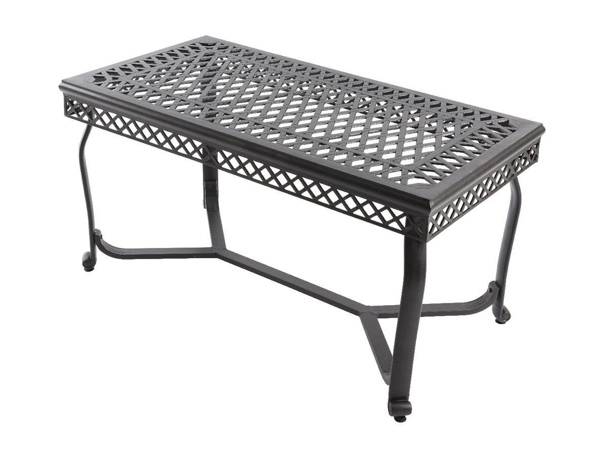 table basse ext rieure mod le saint tropez taille au choix. Black Bedroom Furniture Sets. Home Design Ideas