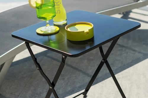 table de jardin pliante et d 39 appoint pour ext rieur. Black Bedroom Furniture Sets. Home Design Ideas