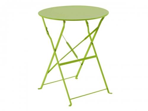 Table de jardin ronde Hesperide à prix mini