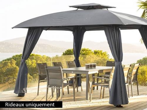 Accessoires parasol, toile tonnelle et pergolas